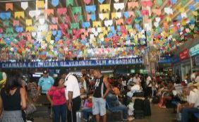 Após feriadão, movimento de chegada ainda é tranquilo em Salvador