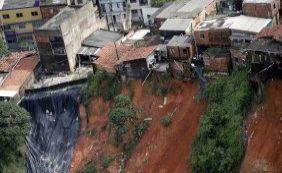 Com chuvas, Defesa Civil registra três pedidos de emergência em Salvador