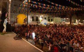 Os festejos juninos continuam no Pelourinho até segunda-feira (29)