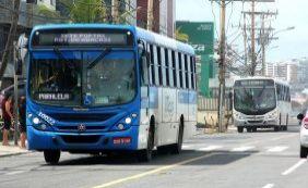 15 linhas de ônibus deixam de transitar pela via de acesso ao Iguatemi