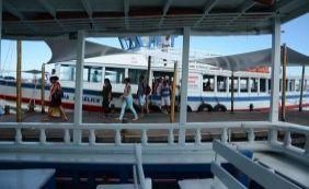 Lanchas da travessia Salvador-Mar Grande não operam neste sábado