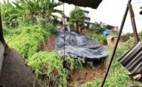 Defesa Civil registra 35 deslizamentos;Pau da Lima e São Marcos lideram chamados