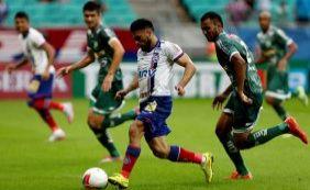 Bahia vence Luverdense e volta para o G-4 na Fonte Nova