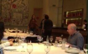 Ex-ministro Guido Mantega é hostilizado novamente em restaurante