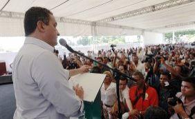 Governador anuncia nova via expressa e trem que ligará Feira a Salvador