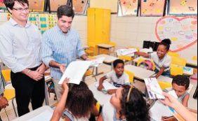 Prefeitura lança programa para melhorar ensino municipal nesta terça-feira