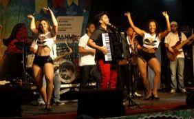 Festa de São Pedro encerra temporada junina no Pelourinho