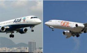 Aviões quase colidem durante voo na Bahia e FAB afasta operador