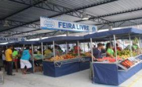 Moradores de Periperi ganham novo Mercado Municipal