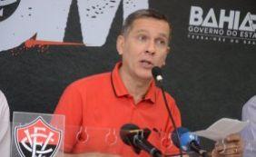 Diretor do Vitória revela desejo de ter torcida mista no Ba-Vi em 2016