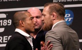 Dana White confirma saída de José Aldo do UFC 189 contra Conor McGregor