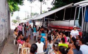 MP faz ação de reconhecimento de paternidade em oito bairros de Salvador