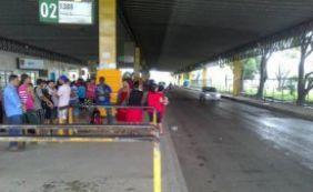 Após Mussurunga e Lapa, rodoviários fecham terceira estação em Salvador