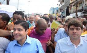 """""""Foi uma surpresa"""", diz Paulo Câmara sobre saída de Célia do PV"""