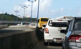 Trânsito em Salvador apresenta pontos de lentidão no início da manhã; confira