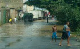 Construção será demolida para evitar alagamento próximo ao Barradão
