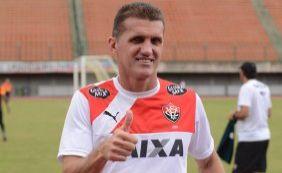 Treinador do Vitória diz qual jogador do Bahia mais o preocupa para o Ba-Vi
