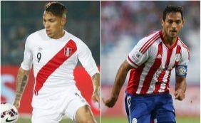 Peru e Paraguai disputam terceiro lugar da Copa América; ouça boletins