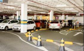 Shoppings oferecem mensalidade para funcionários em vagas de estacionamento
