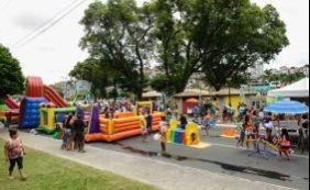 Projeto oferece opções de lazer no Dique do Tororó neste domingo