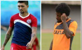 Ba-Vi: Kieza desfalca o Bahia e Rhayner será titular no Vitória