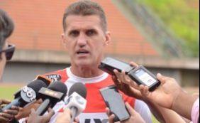 Vagner Mancini explica opção por Rhayner e Marcelo, titulares no Ba-Vi