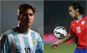 Chile e Argentina jogam pelo título da Copa América; ouça boletins