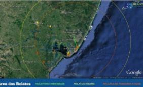 'Tremor em Salvador e RMS pode ter sido causado por meteoro', diz especialista