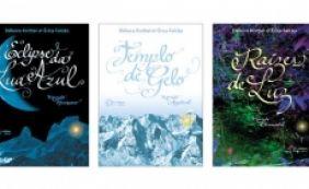 Raízes de Luz: escritora cria mundo com seres místicos em novo livro de trilogia