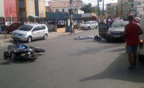Assalto em Brotas termina em troca de tiros e deixa um morto e quatro feridos