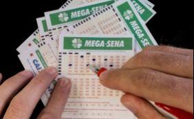 Mega-Sena paga prêmio de R$ 25 milhões neste sábado