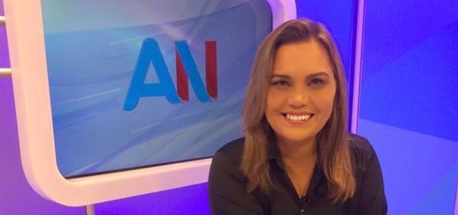 Após 24 anos na TV Aratu, Carla Araújo é desligada da emissora