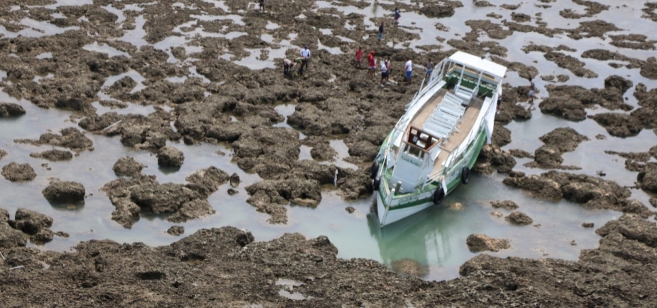 Apenas uma vítima segue internada em uma UPA de Salvador após naufrágio de Mar Grande