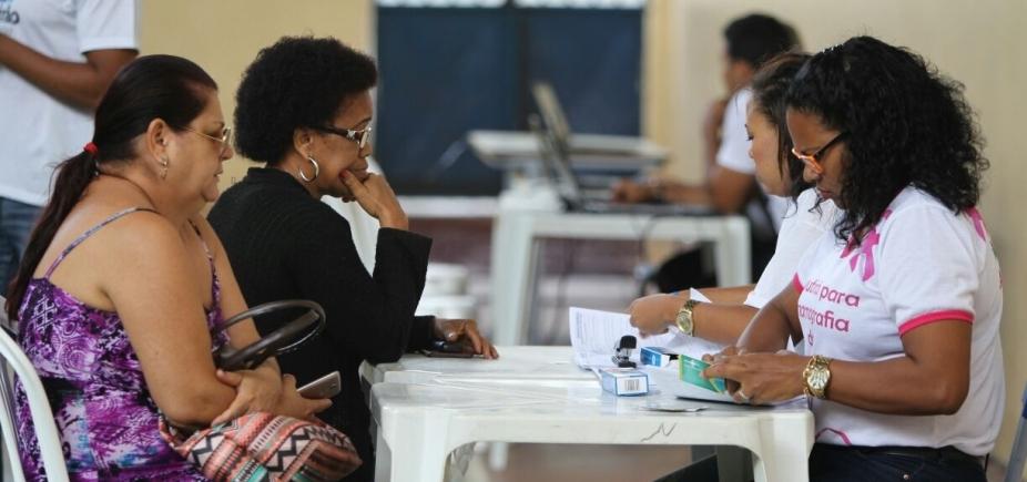 Voluntárias Sociais promovem ação de saúde e cidadania em Itapuã