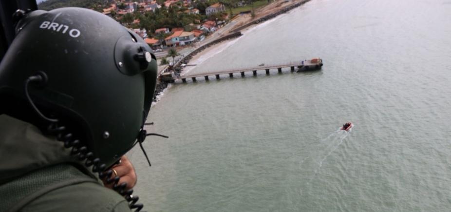 Força-tarefa do MPE vai apurar circunstâncias do naufrágio em Mar Grande