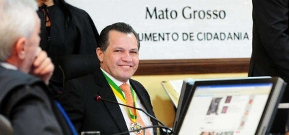 Ex-governador do Mato Grosso diz ter emitido nota promissória de propina para TCE não dificultar obras da Copa