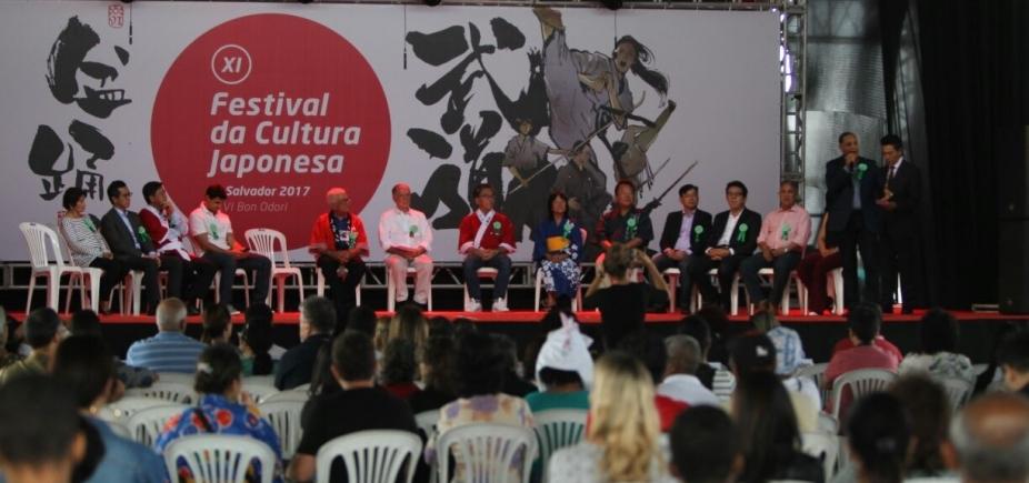 XI Festival de Cultura Japonesa acontece até este domingo em Salvador