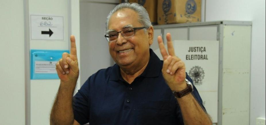 Amazonino Mendes é eleito governador do Amazonas