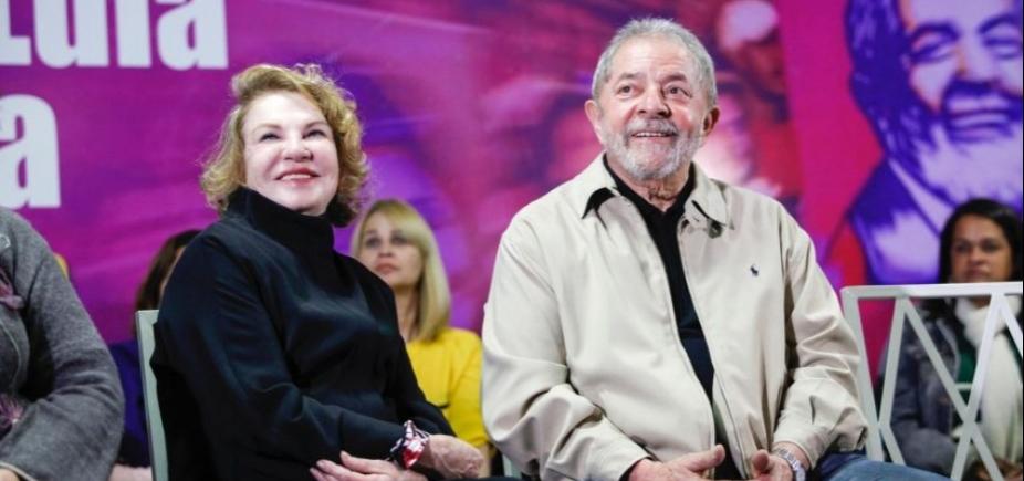 Lula acusa Lava Jato pela morte de Marisa Letícia