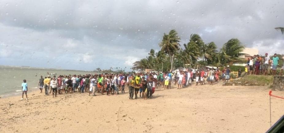 Corpo encontrado em Vera Cruz é da 19ª vítima de tragédia em Mar Grande