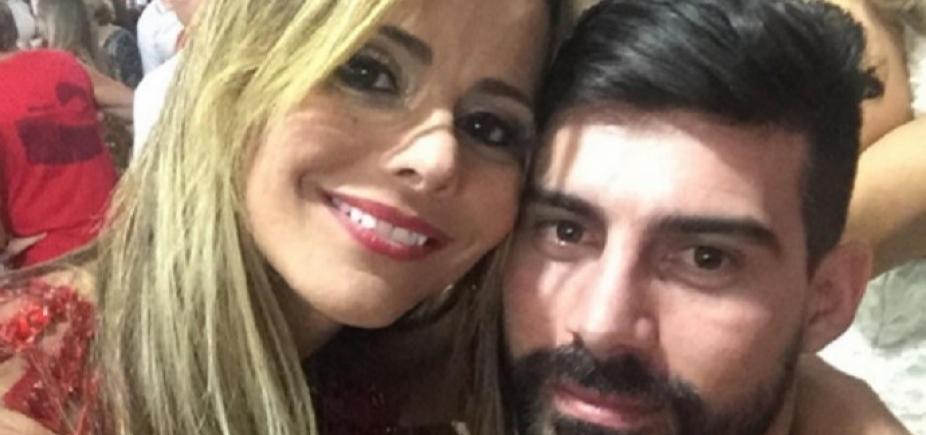 """Viviane Araújo e Radamés terminam relacionamento de 10 anos: \""""Bom enquanto durou\"""""""