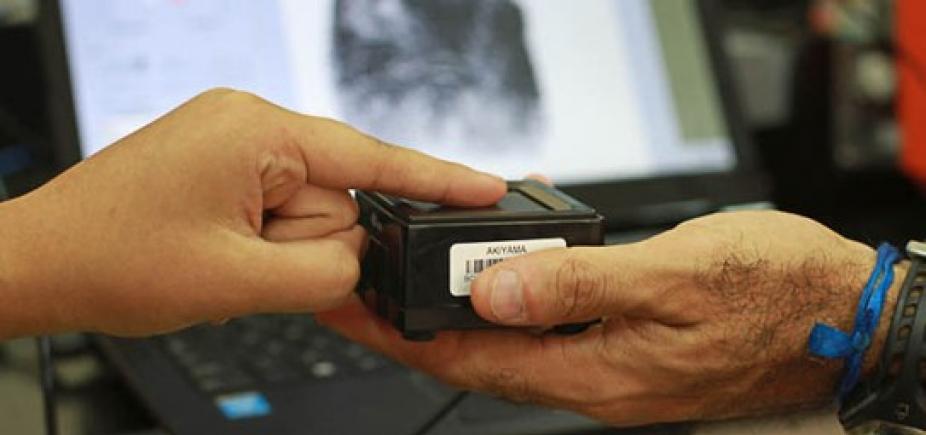 Motoristas habilitados podem ser dispensados de coleta de dados no recadastramento biométrico no TRE