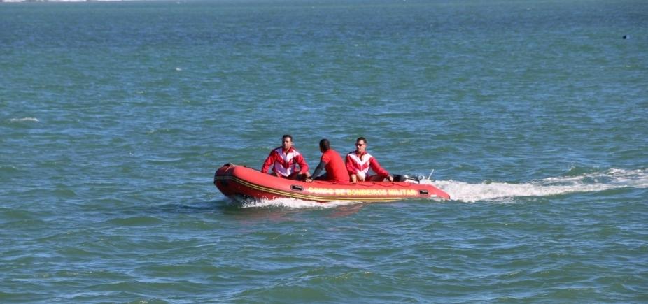 Tragédia em Mar Grande: força-tarefa procura família de adolescente que estaria desaparecida