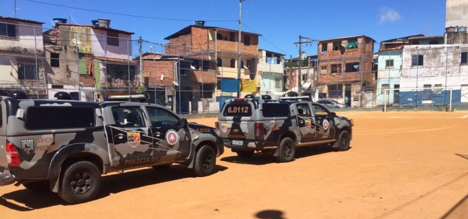 Polícia reforça ações ostensivas no Iapi e Liberdade após ônibus incendiados
