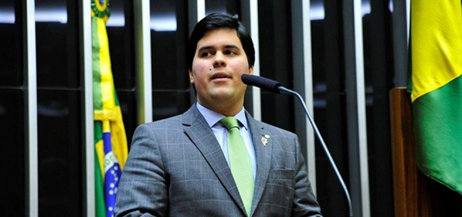 Câmara não votará reforma política nesta terça, diz André Fufuca