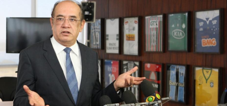Ministério Público Federal encaminha novo ofício sobre pedido de suspeição de Gilmar Mendes
