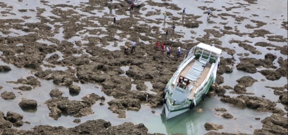 """Responsável por mais de 20 resgates na tragédia de Mar Grande, PM relembra: \""""Saí mergulhando\"""""""