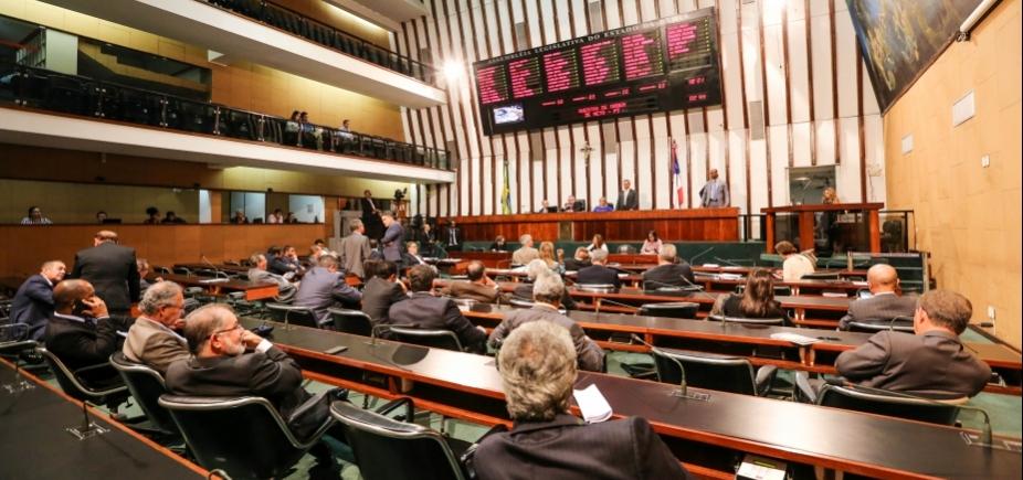 Mesmo com obstrução, Assembleia aprova projeto Bahiainveste
