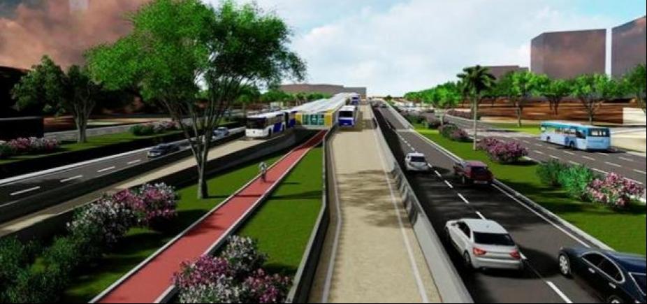 Camargo Corrêa vence licitação do primeiro trecho do BRT de Salvador