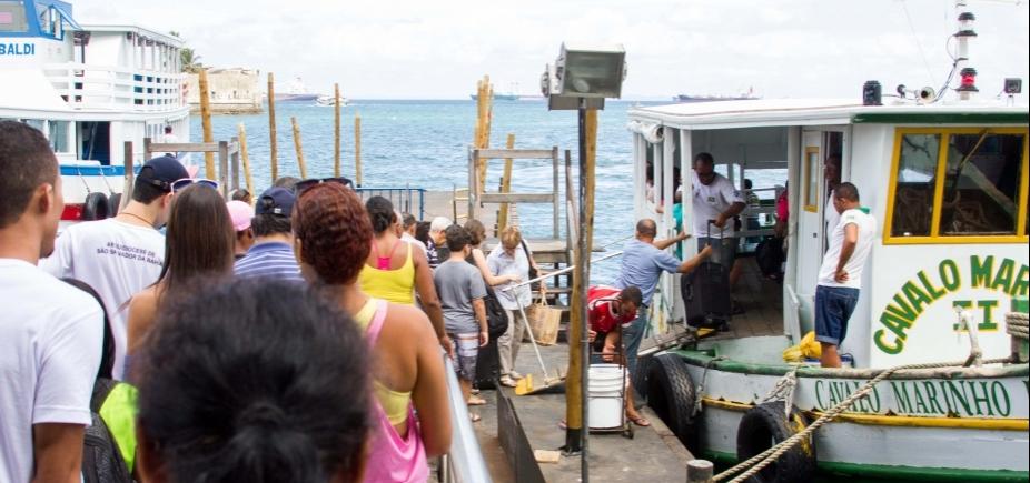 Após tragédia, Ministério Público pede suspensão da travessia Salvador-Mar Grande